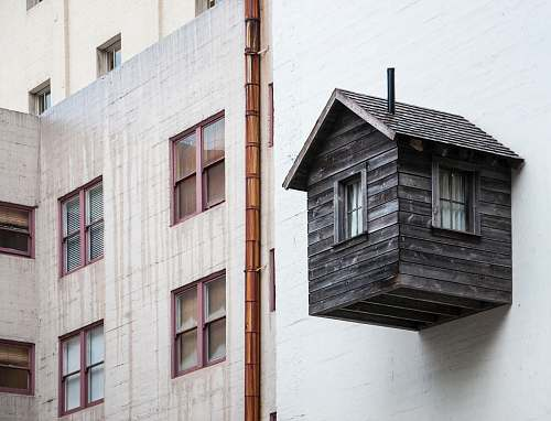 building gray shed san francisco
