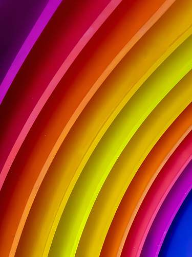 graphics purple, red, and yellow rainbow column computer backgrounds