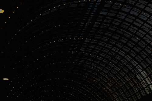 building black arch illustration architecture