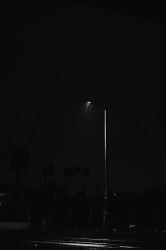 photo black-and-white black street light lamp post free for commercial use images