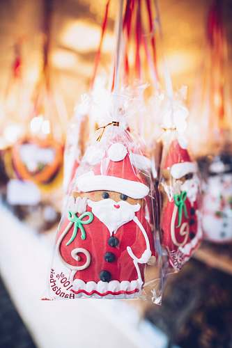 confectionery Santa Claus candies pack sweets